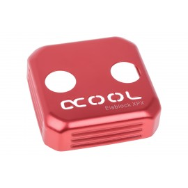 Alphacool Eisblock XPX CPU Replacement Cover - Red (12695)