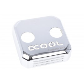 Alphacool Eisblock XPX CPU Replacement Cover - Chrome (12698)