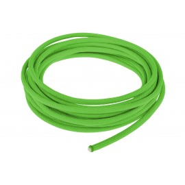 Alphacool AlphaCord Sleeve 4mm - 3,3m (10ft) - Neon Green (45318)