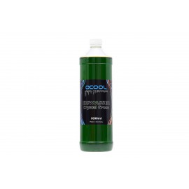 Alphacool Eiswasser - Premixed Coolant - Crystal Green - UV Reactive - 1000ml (18545)