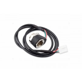 Aquacomputer Calitetemp Temperature Sensor Inline and Outline G1/4 For Aquaero 5/6 (53257)