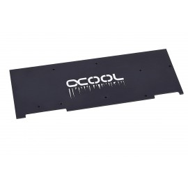 Alphacool Backplate For Eisblock GPX-N RTX 2080/2080Ti M02 Acetal & Plexi Light (11680)