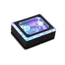 Alphacool Eisblock XPX Aurora PRO - Plexi Black Digital RGB (12950)