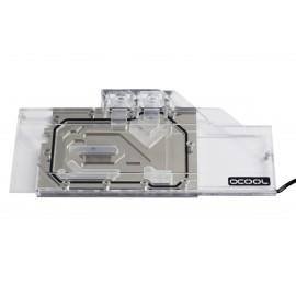 Alphacool Eisblock Aurora Plexi GPX-A AMD Radeon RX 5700/5700XT Reference (11742)