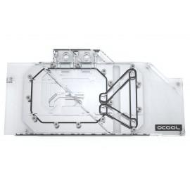 Alphacool Eisblock Aurora Plexi GPX-A AMD Radeon 5700 XT ASUS ROG Strix (11750)