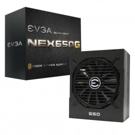 EVGA SuperNOVA 650 G1 Power Supply (120-G1-0650-XR)
