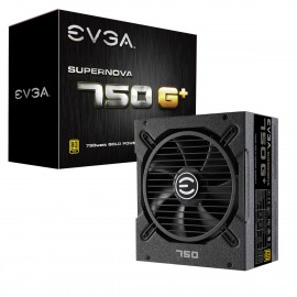 EVGA SuperNOVA 750 G1+, 750W Power Supply (120-GP-0750-X1)