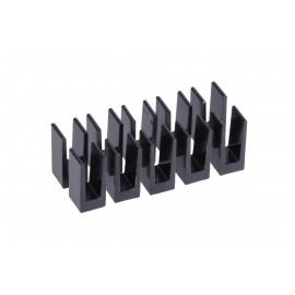 Alphacool GPU Heatsinks 7 x 7 x 15mm | Black - 10 Pack (17156)