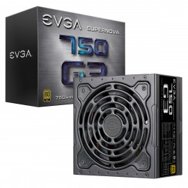EVGA SuperNOVA 750 G3 Power Supply (220-G3-0750-X1)