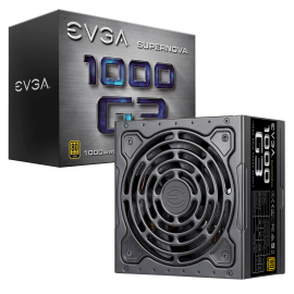 EVGA SuperNOVA 1000 G3 Power Supply (220-G3-1000-X1)