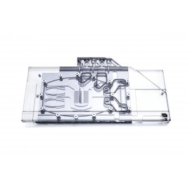Alphacool Eisblock Aurora Plexi GPX-N RTX 3090/3080 Gaming X Trio with Backplate (11938)
