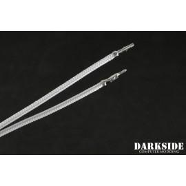 """Darkside 17.5"""" (45cm) Male-Female Pre-Sleeved ATX and PCI-E Wire – Arctic Camo (DS-1147)"""
