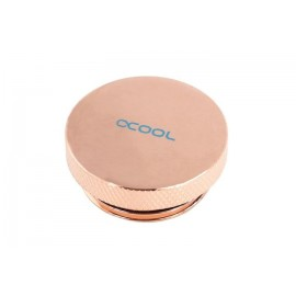 "Alphacool G1"" Screw Plug - Copper (29029)"
