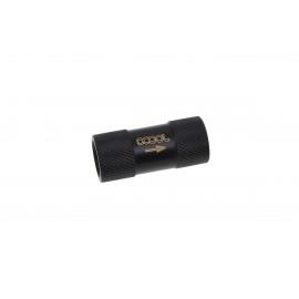 Alphacool G1/4 Check Valve - Black (29046)