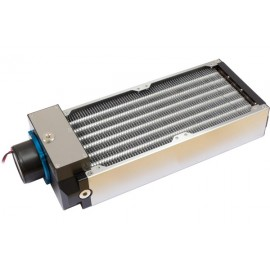 Aquacomputer Airplex Modularity 280 mm Radiator wtih D5 Pump | Aluminum (33015)