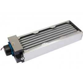 Aquacomputer Airplex Modularity 360 mm Radiator with D5 pump | Aluminum (33020)