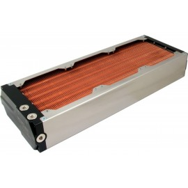Aquacomputer Airplex Modularity 360 mm Radiator   Copper (33036)