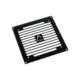 Phobya Radiator Grill 140 - Stripes - Black (38181)