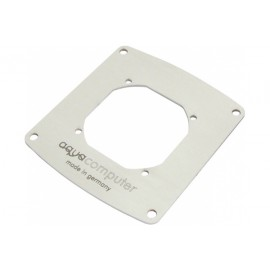 Aquacomputer Mounting Frame for Filter with Stainless Steel Mesh | 80mm Fan Opening (34025)