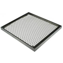 Watercool MO-RA3 420 Fan Grill - Classic - Stainless Steel (22150)