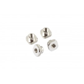 Aquacomputer Threaded Insets for Airplex Radical, 4 Pieces (33559)
