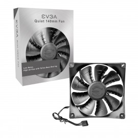 EVGA FX13 Fan - 140mm (400-HY-FX13-KR)