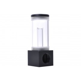 Alphacool Lighttower All-in-One Reservoir | Black (15048)