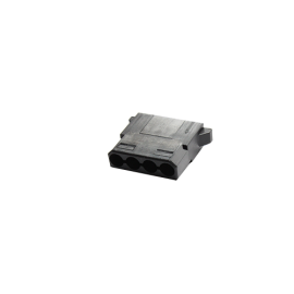 MMM 4-Pin Molex Female Connector - Black (MOD-0114)