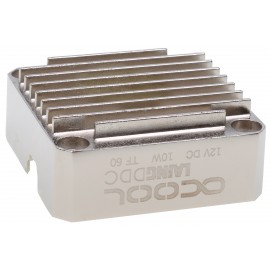 Alphacool DDC Metal Housing - Nickel (13172)