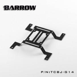 Barrow Offset Pump Mounting Bracket for 140mm Radiators (TCBJ-G14)