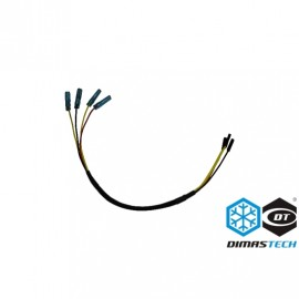 DimasTech® Switch Cable - Black | 300mm (BT104)