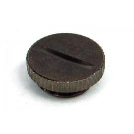 Phobya G1/4 Knurled Seal Plug - Black Nickel (68080)