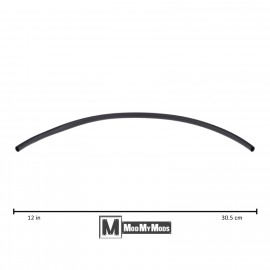 "ModMyMods 1/4"" (6mm) 3:1 Heatshrink Tubing - Black (MOD-0159)"