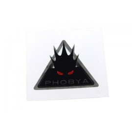 Phobya Sticker Triangular (50x50mm) (86082)