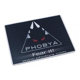 Phobya Mousepad Black - 20x25cm (86119)