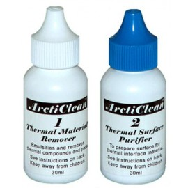 Arctic Silver Arcticlean 60ml Two Part Kit (ACN-60ml)