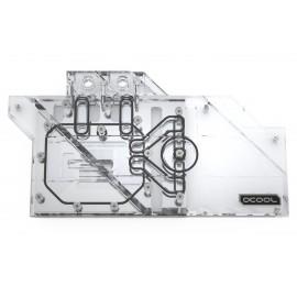Alphacool Eisblock Aurora Plexi GPX-A AMD Radeon RX 5700 XT Asrock Taichi X8 8G OC (11759)