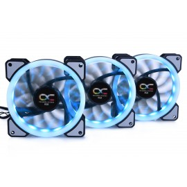 Alphacool Eiszyklon Aurora LUX Digital RGB - 3 Pack - (120x120x25mm) (24804)