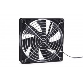 Alphacool ES 120mm 4000rpm Fan ( 120x120x25mm ) - Two Ball Bearing - DC (24810)