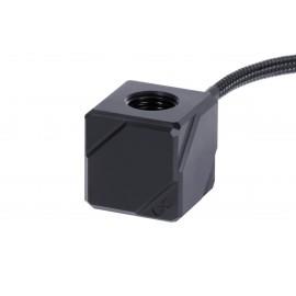 Alphacool Temperature Sensor Square Acetal - Black (17555)