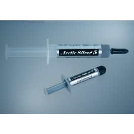 Arctic Silver 5 High-Density Silver Thermal Compound 12-Gram Tube (AS5-12G)