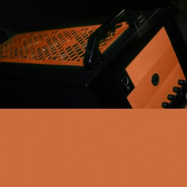 Custom Powder Coating Service - Safety Orange (MOD-0021)