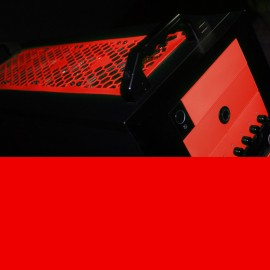 Custom Powder Coating Service - Safety Red (MOD-0017)