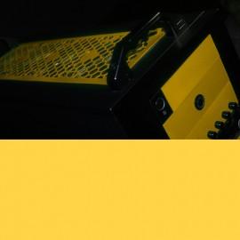 Custom Powder Coating Service - Safety Yellow (MOD-0016)