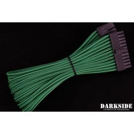 "Darkside 24-Pin ATX 12"" (30cm) HSL Single Braid Extension Cable - Commando UV (DS-0703)"