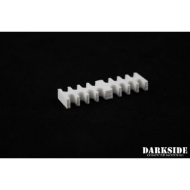 Darkside 16-Pin Cable Management Holder- White (3DS-0002)