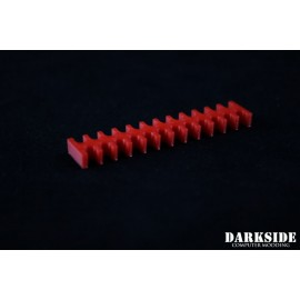 Darkside 24-Pin Cable Management Holder- Red ( 3DS-0008)