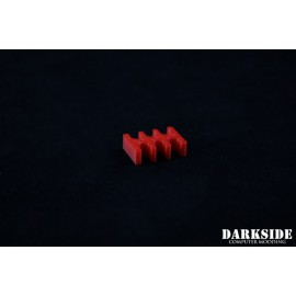 Darkside 6-Pin Cable Management Holder- Red (3DS-0010)