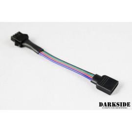 DarkSide (DarkSide to Gigabyte) RGB LED Aapter Cable (DS-0782)