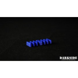 Darkside 12-Pin Cable Management Holder- Dark Blue (3DS-0063)